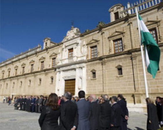 Parlamento andaluz
