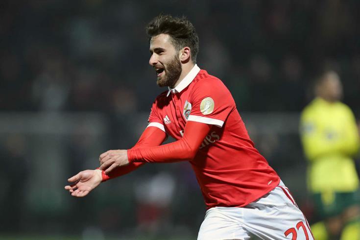 Benfica bloqueou saída de Rafa para a Premier League