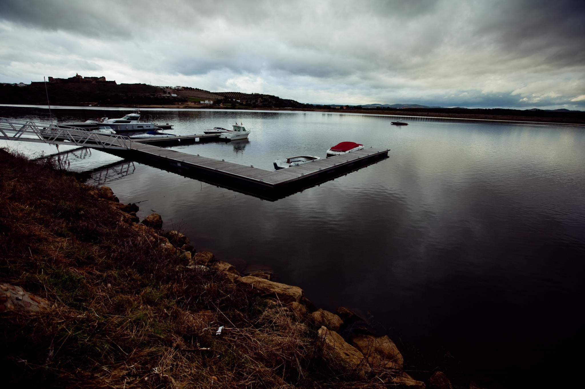 Espanhóis insistem em proibir navegação de barcos portugueses na albufeira do Alqueva frente a Olivença