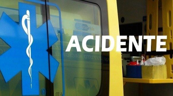 Portimão:Acidente grave corta EN124