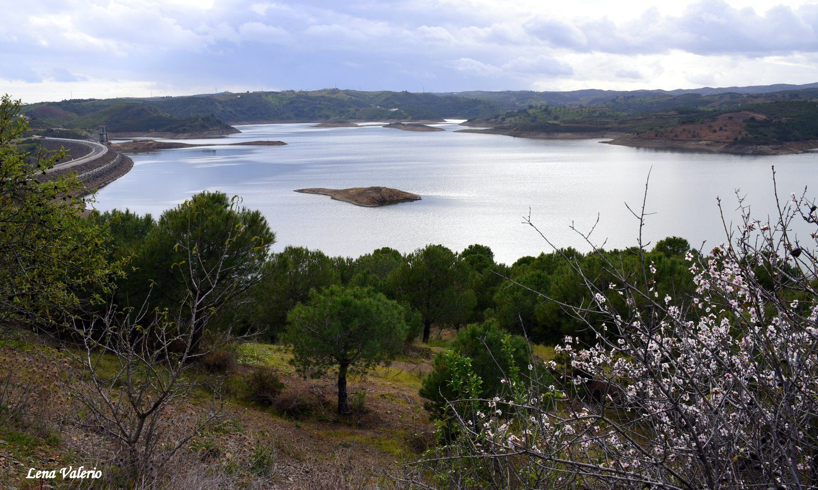 A Barragem do Beliche