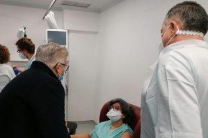 Vacinação da ARS Alentejo