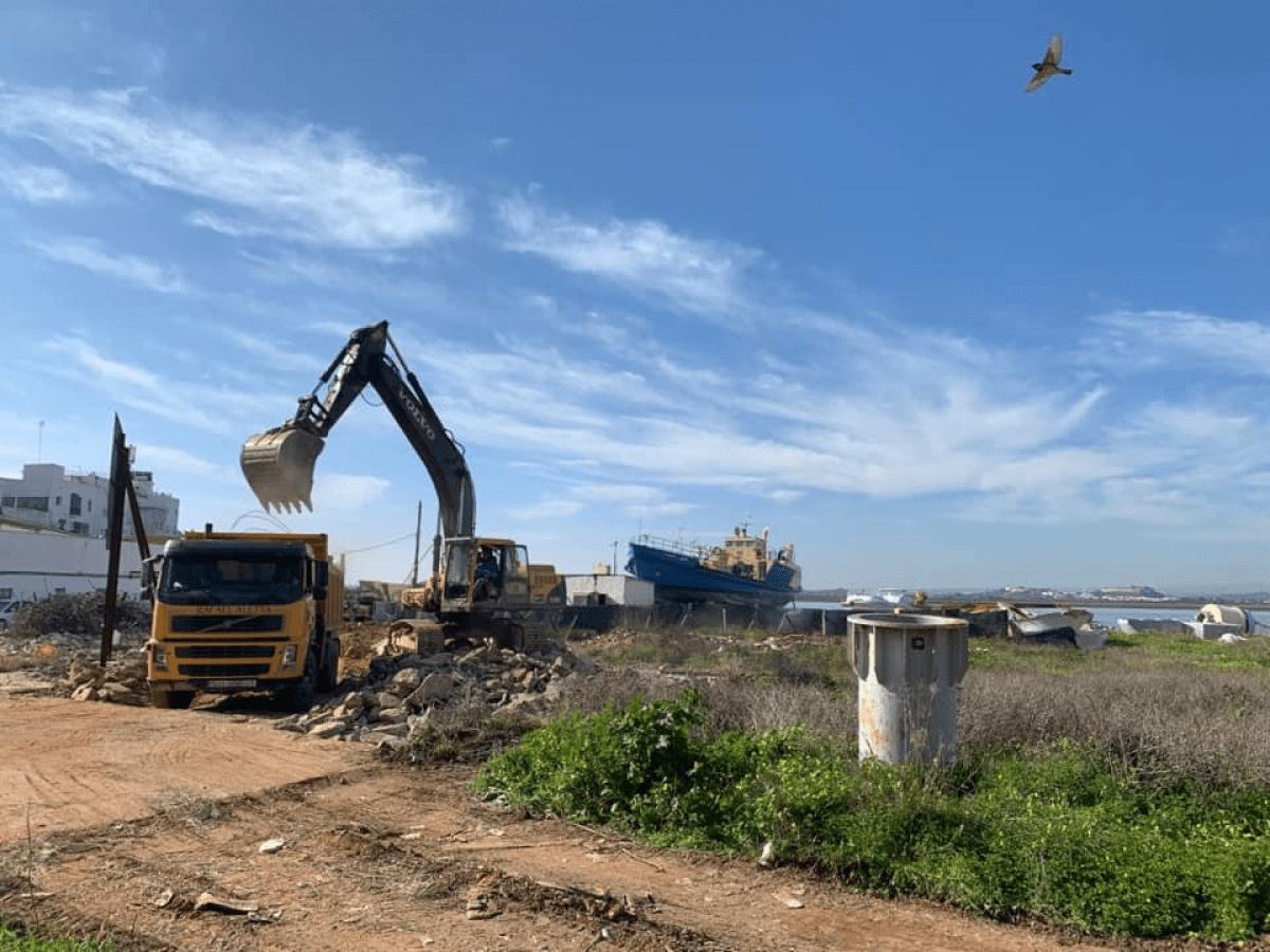 Requalificação riberinha em Ayamonte